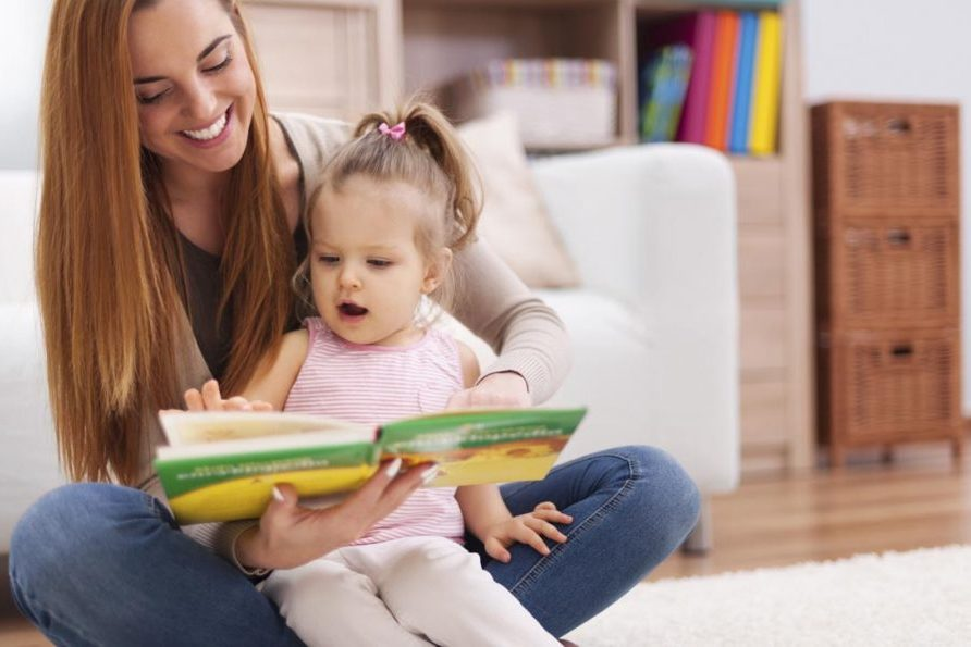 WHEN TO START READING TO YOUR CHILDREN